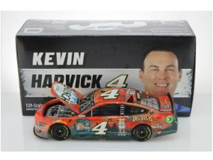kevin harvick 2019 big buck hunter 1/24 diecast
