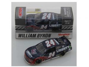 william byron 2020 liberty university 1-64 diecast