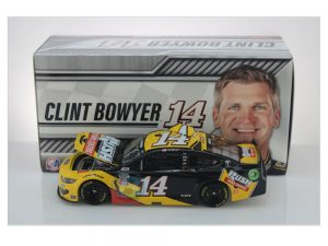 clint bowyer 2020 rush truck centers 1/24 diecast