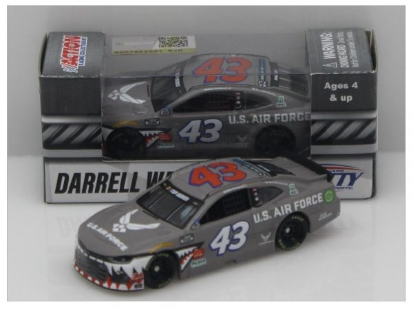 darrell wallace 2020 air force 1/64 diecast