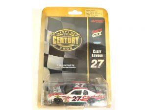casey atwood 1999 castrol gtx last lap of the century 1/4 diecast