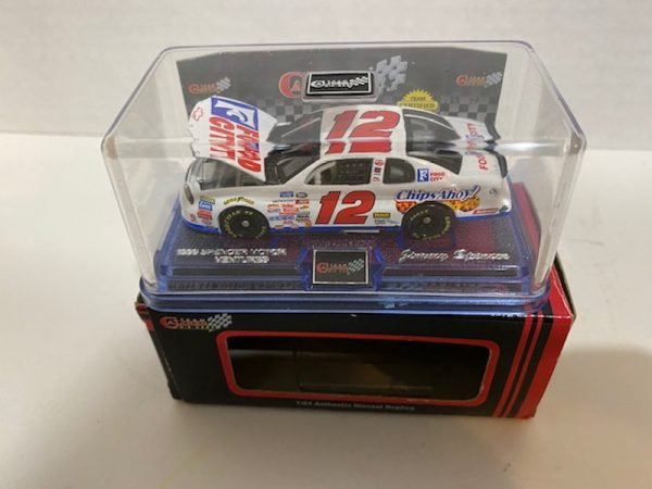 jimmy spencer 1999 chips ahoy food city 1/64 diecast
