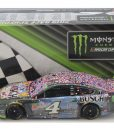 kevin harvick 2019 ducks unlimited texas raced win 1/24 diecast