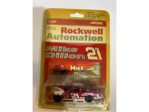 mike dillon 2000 rockwell automation 1/64 diecast