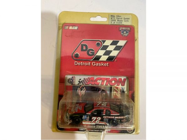 mike dillon 1998 detroit gaskets 1/64 diecast