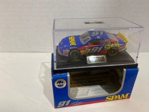 mike wallace 1997 spam 1/64 diecast