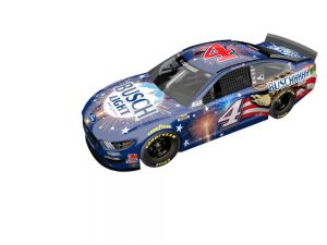kevin harvick 2020 busch light patriotic 1/64 diecast