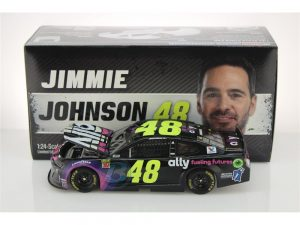 jimmie johnson 2019 ally fueling futures 1/24 diecast
