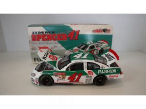 jimmy spencer 2002 targwt fuji fukms 1/24 diecast