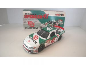 jimmy spencer 2002 target fuji films 1/24 diecast