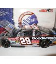 kevin harvick 2002 goodwrench clear 1/24 diecast