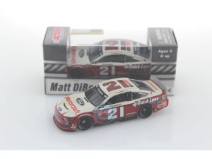 matt DiBenedetto motorcraft tiny lund darlington 1/64 diecast