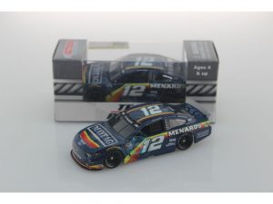 ryan blaney 2020 menards-maytag-darlington 1/64 diecast