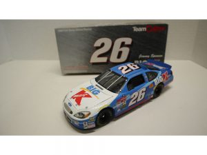 jimmy spencer 2000 big kmart 1/24 bank diecast