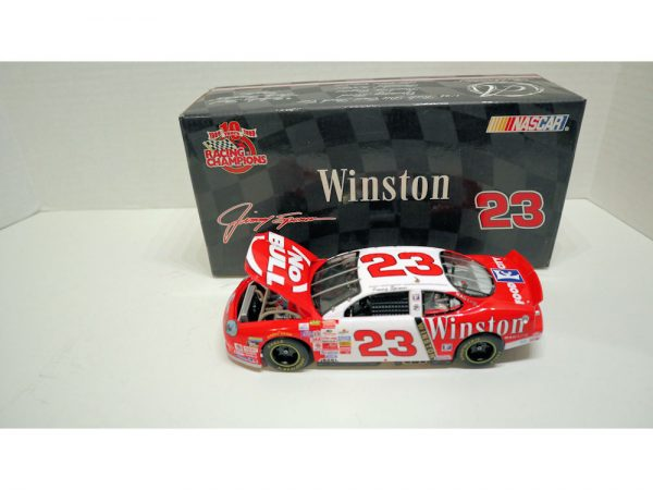 jimmy spencer 1999 winston no bull racing champion 1/24 diecast