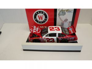 jimmy spencer 1999 winston no bull 1/24 diecast
