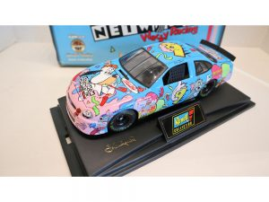lake speed 1998 happy birthday revell 1/24 diecast