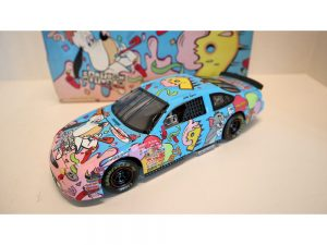 lake speed 1998 action 1/24 happy birthday cartoon network diecast