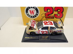 jimmy spencer 1999 winston lights 1/24 diecast