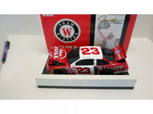 jimmy spencer 1999 winston nobull bank 1/24 diecast
