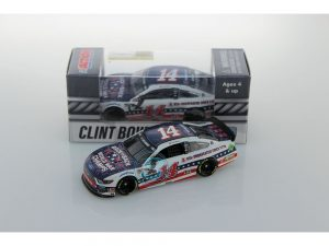 clint bowyer 2020 barstool sports patriotic 1/64 diecast