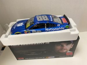 dale earnhardt 2014 nationwide 1/24 autograph diecast