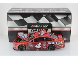KEVIN HARVICK 2020 BUSCH LIGHT APPLE MICHIGAN WIN 1/24 DIECAST