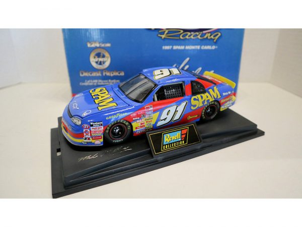 mike wallace diecast