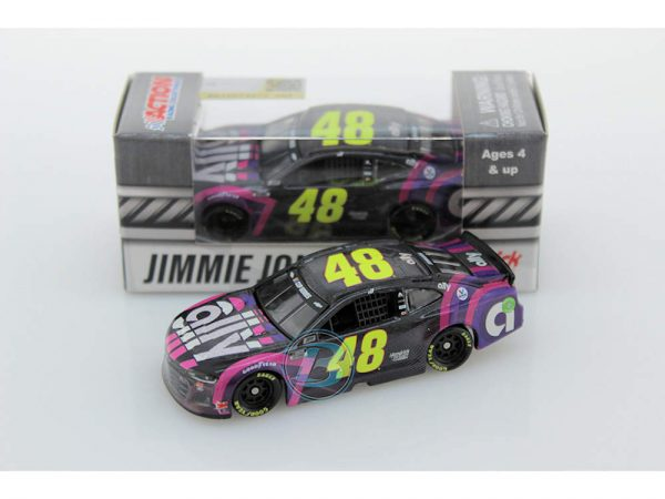 jimmie johnson 2020 ally sign 1/64 diecast